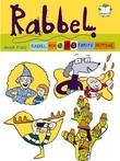 """""""Rabbel - bok 1"""" av Anna Fiske"""