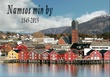 """""""Namsos min by - 1845-2015"""" av Jon Hildrum"""