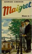 """""""Maigret - sluse nr. 1"""" av Georges Simenon"""