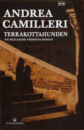 """""""Terrakottahunden - en siciliansk kriminalroman"""" av Andrea Camilleri"""