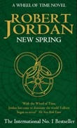 """""""New spring a Wheel of time novel"""" av Robert Jordan"""