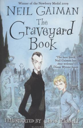 """The graveyard book"" av Neil Gaiman"