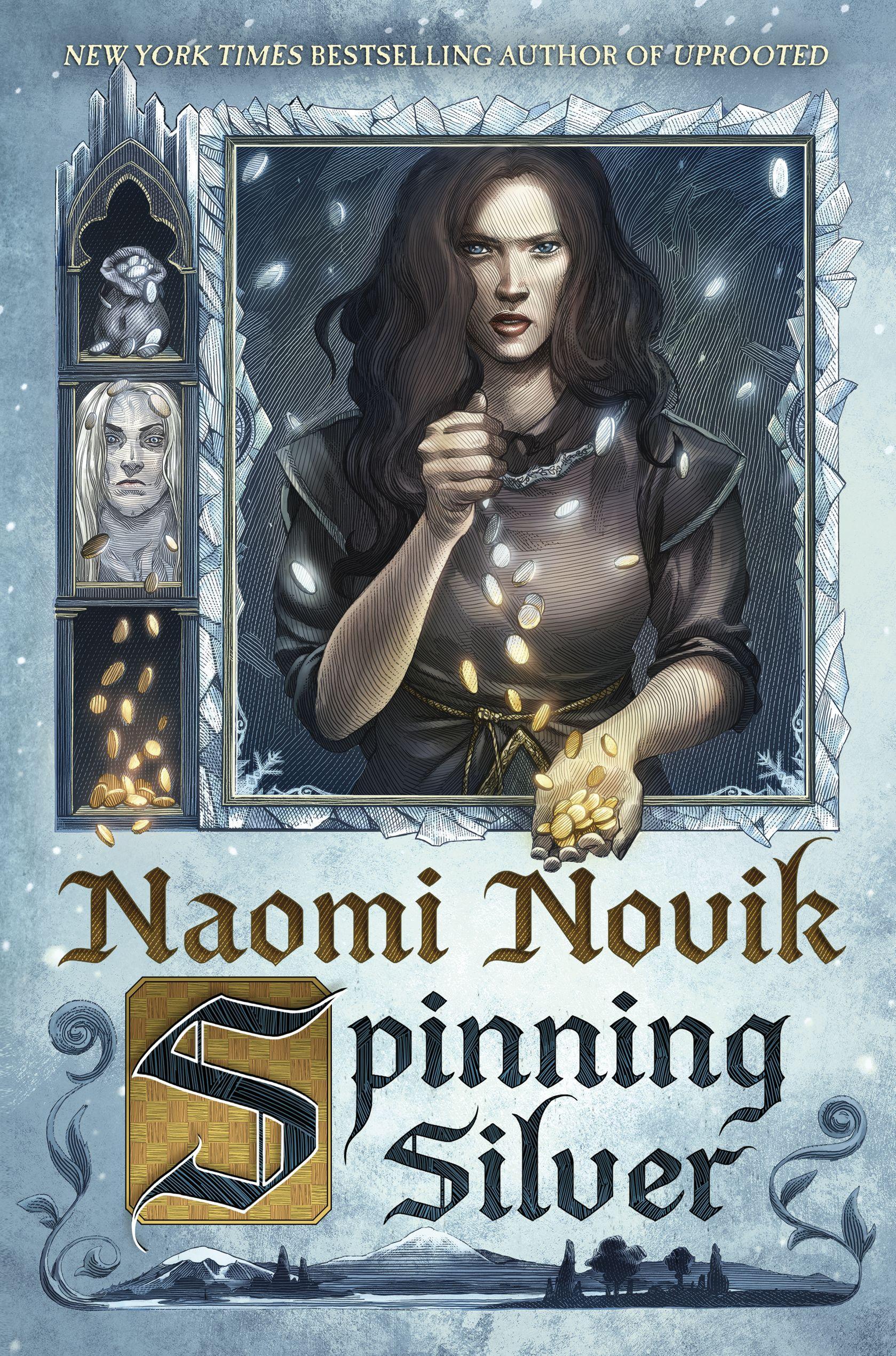 """""""Spinning silver"""" av Naomi Novik"""