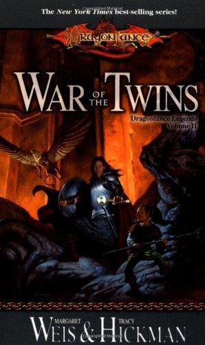 """War of the Twins - 2 (Dragonlance"" av Margaret Weis"