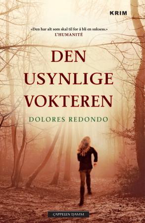 """""""Den usynlige vokteren"""" av Dolores Redondo"""