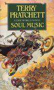 """Soul music"" av Terry Pratchett"