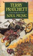 """""""Soul music"""" av Terry Pratchett"""