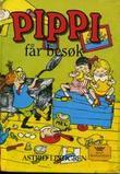 """""""Pippi får besøk"""" av Astrid Lindgren"""