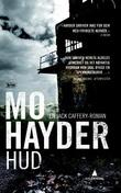 """""""Hud - kriminalroman"""" av Mo Hayder"""