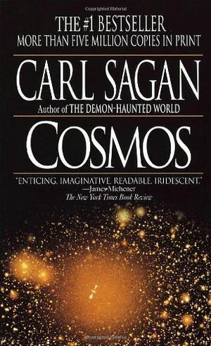 """""""Cosmos"""" av Carl Sagan"""