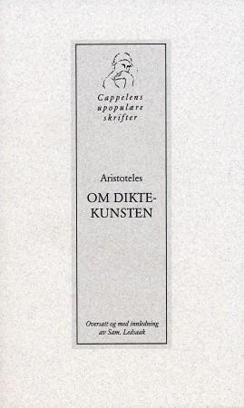 """""""Om diktekunsten"""" av Aristoteles"""