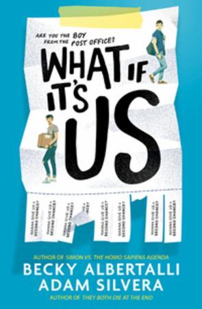 """""""What if it's us"""" av Adam Silvera"""