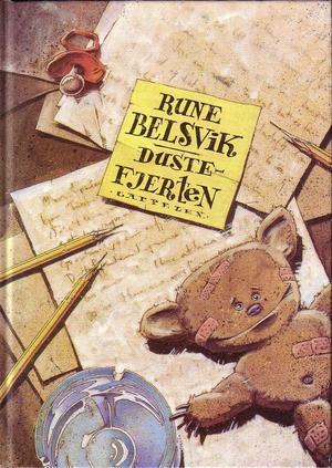"""""""Dustefjerten"""" av Rune Belsvik"""