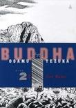 """Buddha 2 - fire møter"" av Osamu Tezuka"