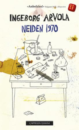 """""""Neiden 1970"""" av Ingeborg Arvola"""