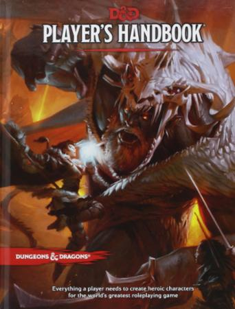 """Player's handbook"" av Jeremy Crawford"
