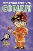 """""""Mesterdetektiven Conan 1"""" av Gosho Aoyama"""