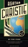 """""""De fire store"""" av Agatha Christie"""