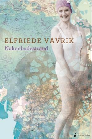 """""""Nakenbadestrand"""" av Elfriede Vavrik"""