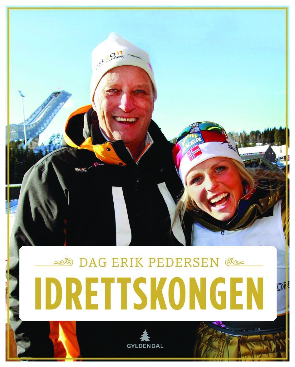 """""""Idrettskongen"""" av Dag Erik Pedersen"""