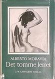 """""""Det Tomme Lerret"""" av Alberto Moravia"""