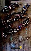 """""""Teser om eksistensen av kjærlighet"""" av Torben Guldberg"""