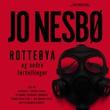 """""""Rotteøya og andre fortellinger"""" av Jo Nesbø"""