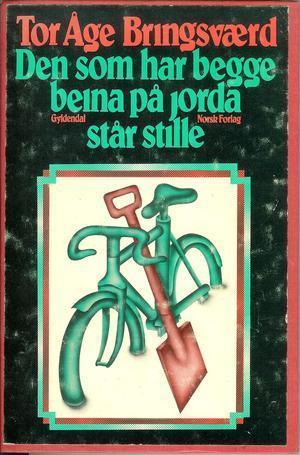 """""""Den som har begge beina på jorda står stille - eller: Alveolene kommer!"""" av Tor Åge Bringsværd"""