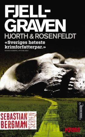 """""""Fjellgraven - krim"""" av Michael Hjorth"""