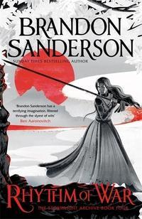 """""""Rhythm of war"""" av Brandon Sanderson"""