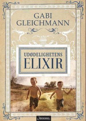 """""""Udødelighetens elixir - roman"""" av Gabi Gleichmann"""