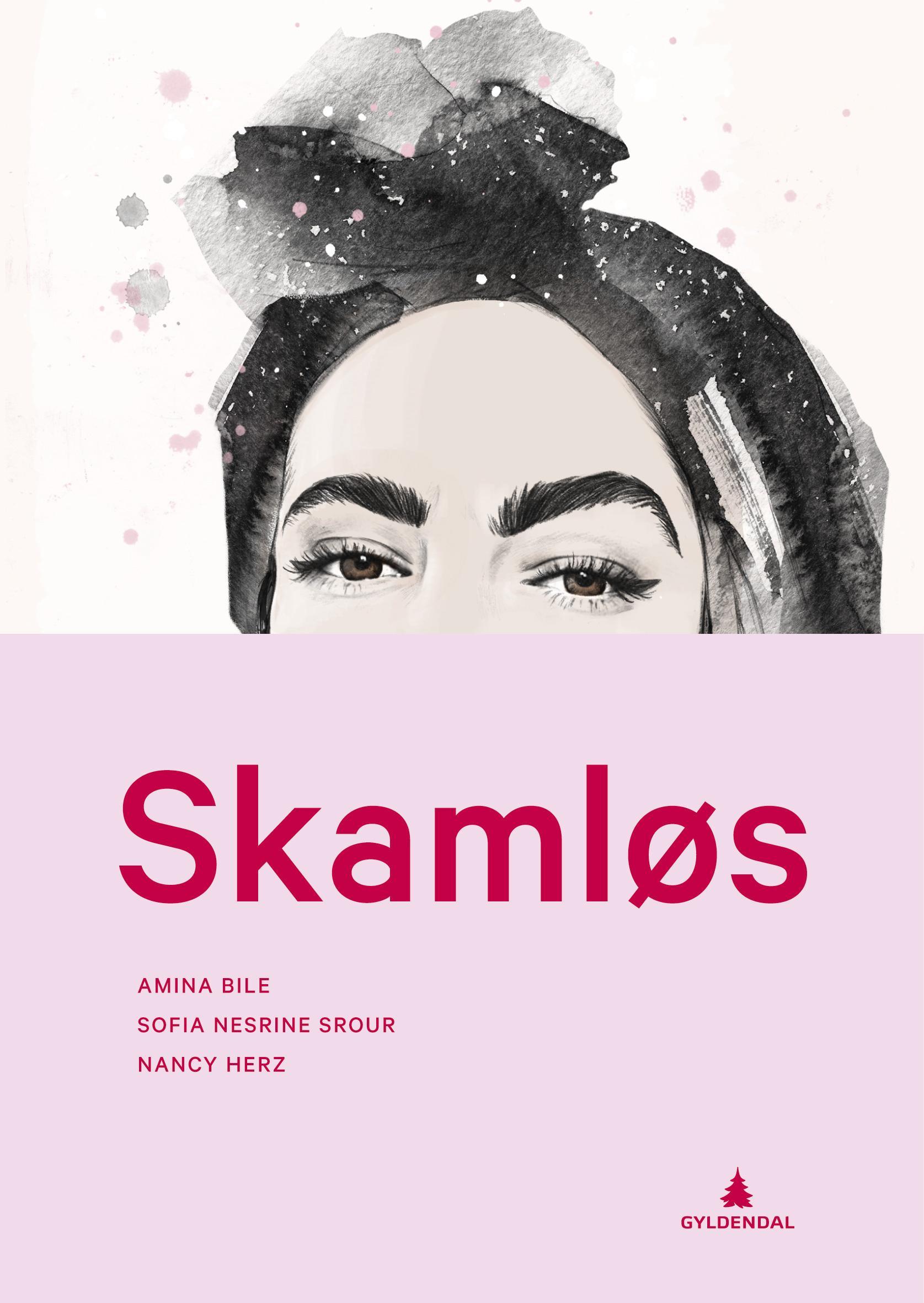 """""""Skamløs"""" av Amina Bile"""