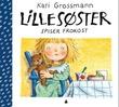 """""""Lillesøster spiser frokost"""" av Kari Grossmann"""