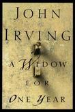 """""""A Widow For One Year"""" av John Irving"""