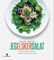 """""""Jeg elsker salat - 260 lekre salater som det tar mindre enn 20 minutter å lage"""" av David Bez"""