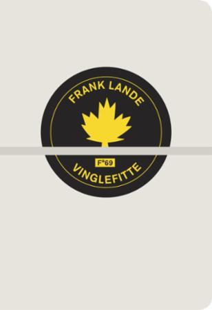 """""""Vinglefitte"""" av Frank Lande"""
