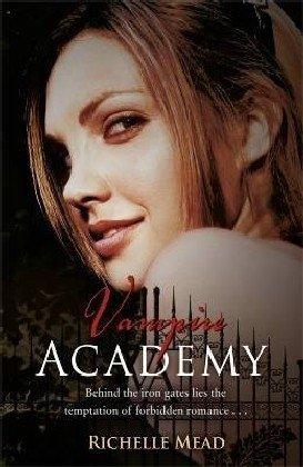 """Vampire academy - vampire academy 1"" av Richelle Mead"