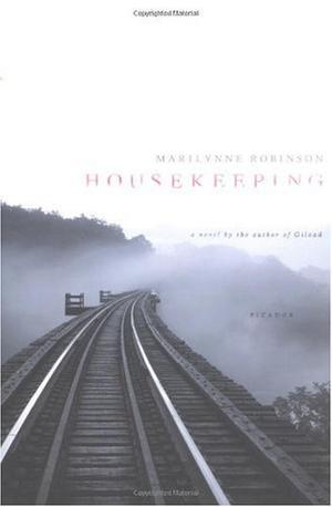 """""""Housekeeping - A Novel"""" av Marilynne Robinson"""
