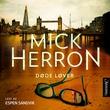 """""""Døde løver"""" av Mick Herron"""