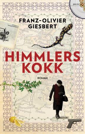 """""""Himmlers kokk"""" av Franz-Olivier Giesbert"""