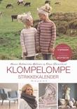"""""""Klompelompe strikkekalender"""" av Hanne Andreassen Hjelmås"""