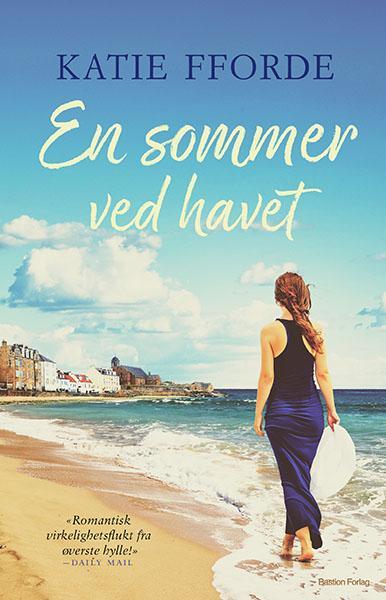 """""""En sommer ved havet - roman"""" av Katie Fforde"""