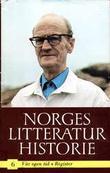 """""""Norges litteraturhistorie. Bd. 6 - fra Brekke til Mehren"""" av Edvard Beyer"""