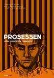 """""""Prosessen - tegneserieroman"""" av Chantal Montellier"""