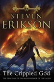 """The crippled god - Malazan book of the fallen 10"" av Steven Erikson"