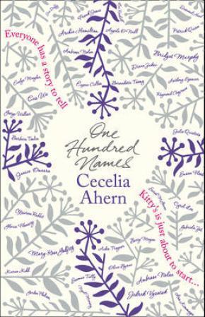 """""""One hundred names"""" av Cecelia Ahern"""