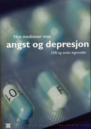 legemidler mot depresjon