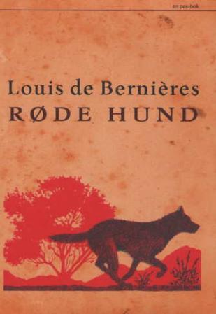 """""""Røde Hund"""" av Louis De Bernières"""