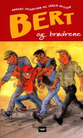 """""""Bert og brødrene"""" av Anders Jacobsson"""