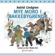 """""""Mye moro i Bakkebygrenda"""" av Astrid Lindgren"""